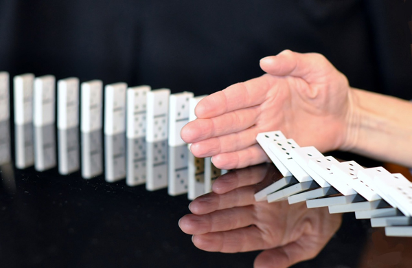 Late payments domino effect