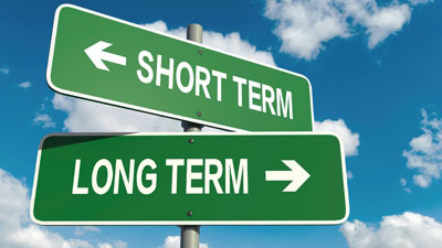 long term or short term business loans?